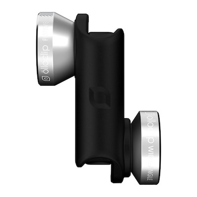 Lente Olloclip para iPhone 6, iPhone 6S y sus versiones Plus.